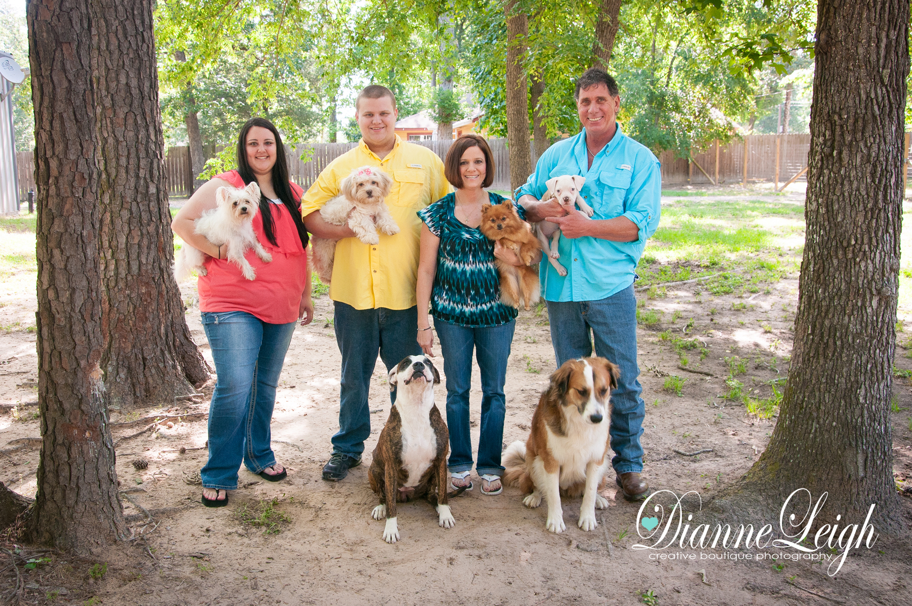 Conroe Family Photographer | Celebrating Life and The Precious Gift of Time