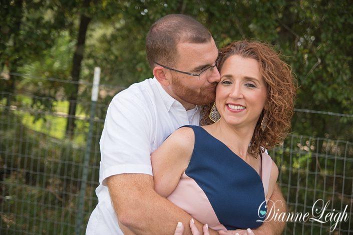 Tomball, Texas Engagement | Falyne+Jake