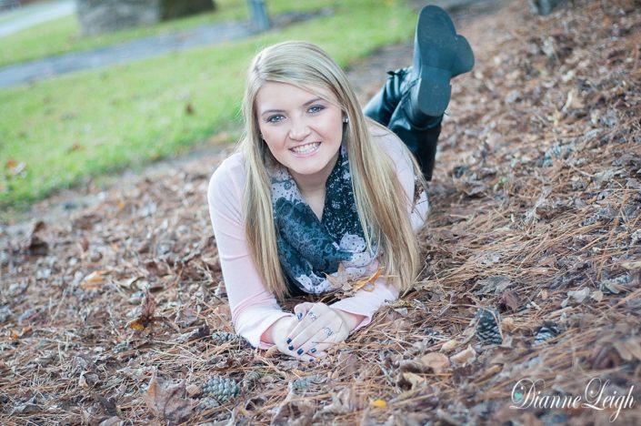 Montgomery Senior Photographer | Ashley