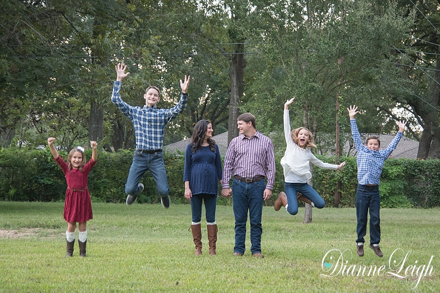 Tomball Family Photographer | Matlock Family