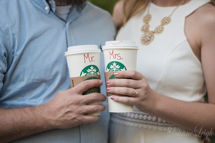 Hermann Park Engagement | Katy + Joe
