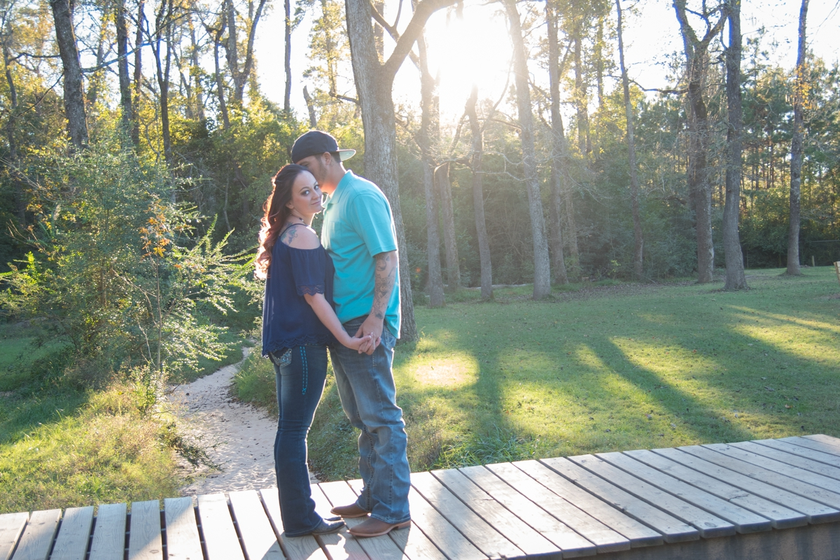 spring creek park engagement tamsen eric