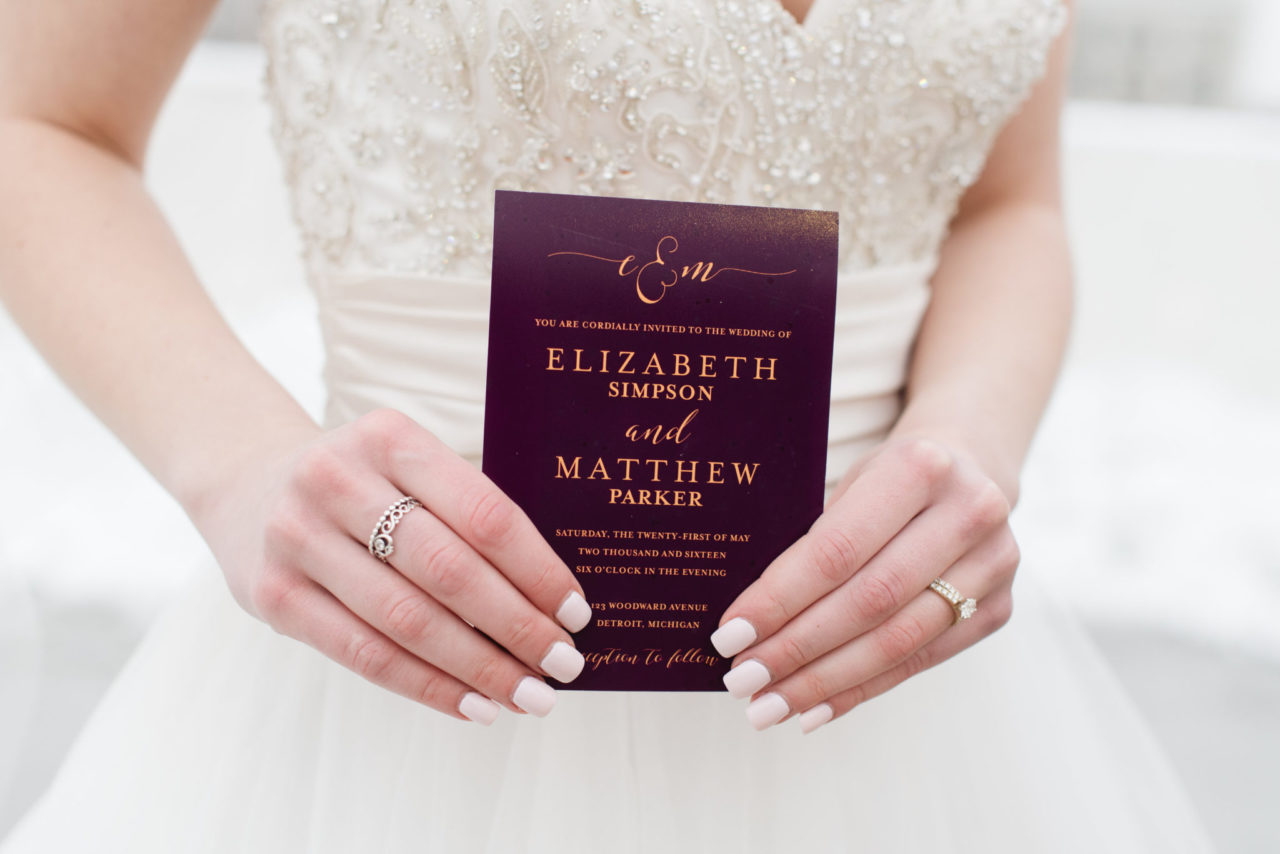 When To Mail Wedding Invitations: When To Mail Wedding Invitations - DIANNE