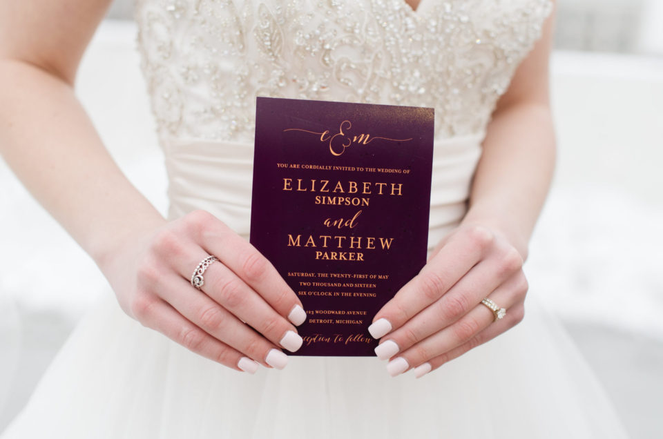 Brideology | When to Mail Wedding Invitations