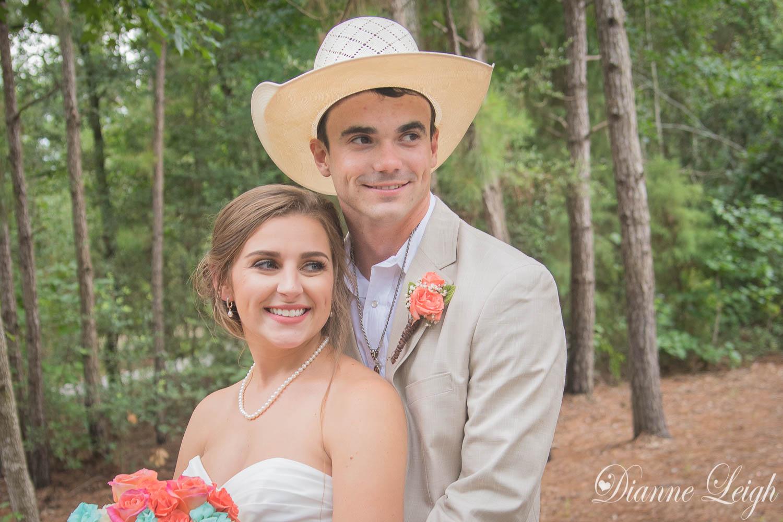 Magnolia Bells Wedding | Emma + Josh
