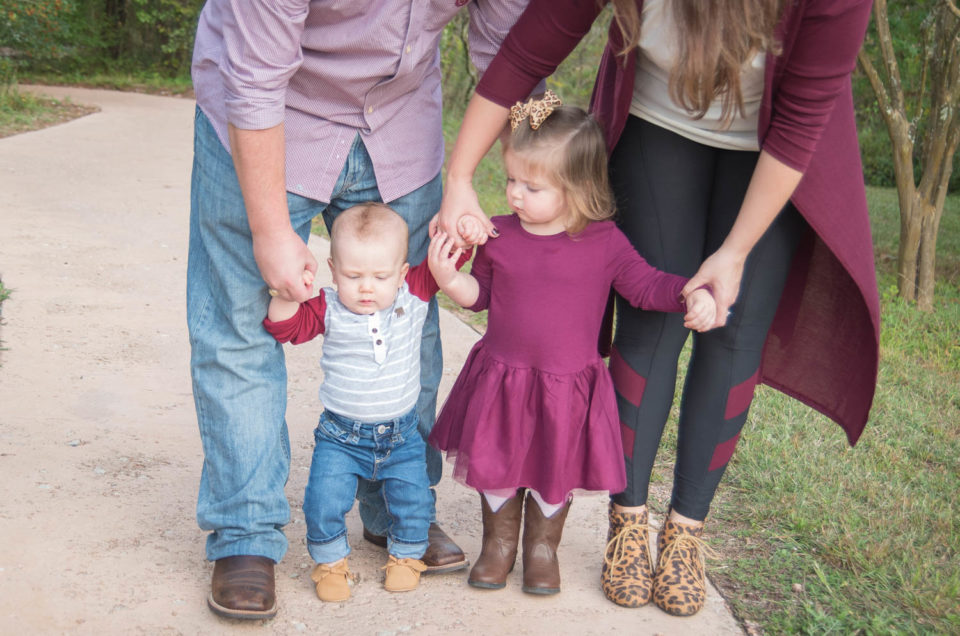 Montgomery Family Photographer | T Family