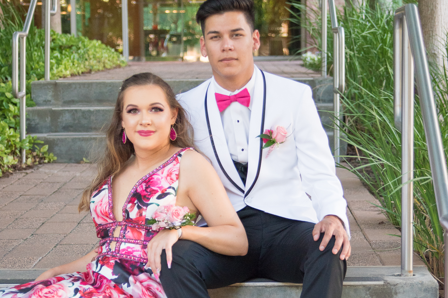 Klein High School Prom – The Woodlands, Texas | Jess + Josh