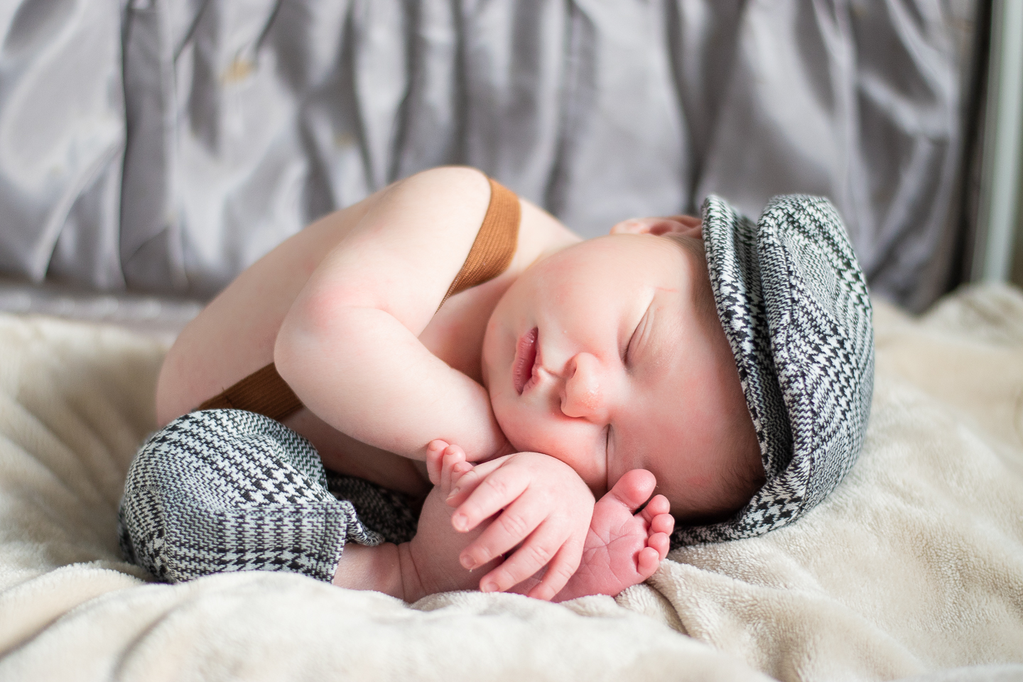Newborn Photographer – College Station, Texas | Jakobi