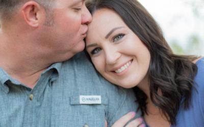 Engagement Portraits- The Woodlands, Texas | Emily + Sam